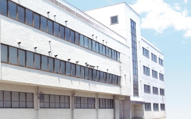 本庄工場外観