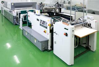 相互印刷株式会社 関東工場 内部2