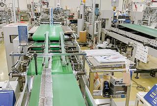 相互印刷株式会社 関東工場 内部3